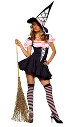 Witch Pink And Black Medium