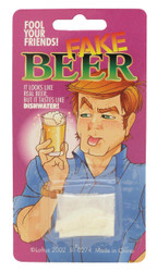 Fake Beer Carded