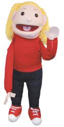 Puppet Jane 28 Inch