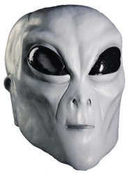 Alien Grey Mask