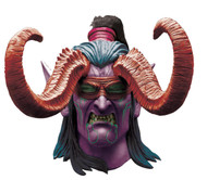Ww Illidan Latex Mask