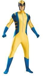 Wolverine Bodysuit Costume 12-