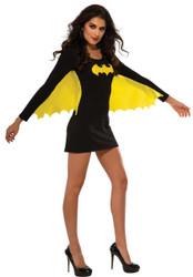 Batgirl Wing Dress Adult Md