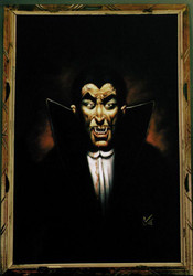 Painting Victor Vamp