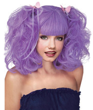 Wig Lavender Pixie