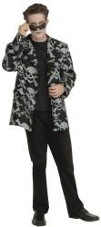 Skull And Bones Sport Jackt Lg