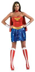 Wonder Woman Adult Large 10-14