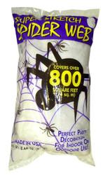 Spider Web White 8.4 Oz