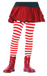 Tights Chld Striped Wtrd 11-13