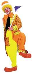 Dapper Dan Neon Clown Costume