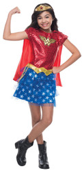 Wonder Woman Tutu Child Medium