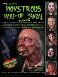 Monstrous Make Up Book 2