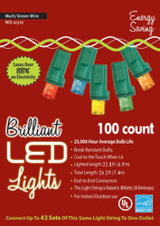 Holiday Lights 100l M5 Mu