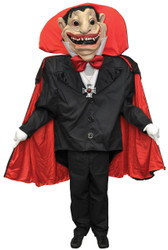 The Count As Pictured