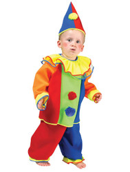 Baby Bobo Clown Small 4-6