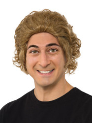 Willy Wonka Wig Adult