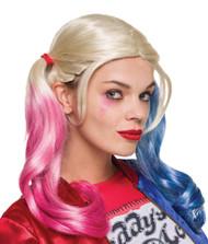 Ssquad Harley Quinn Wig