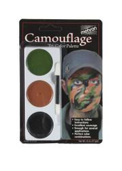Tri Color Palette Camouflage