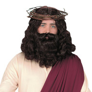 Jesus Wig With Beard - FW92088