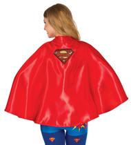 Supergirl Adult Cape
