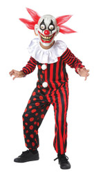 Googly Eye Clown Child Medium