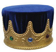 Crown Jewel With Blue Turban