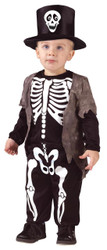 Happy Skeleton Toddler 3t-4t