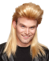 Nightclub Mullet Blonde