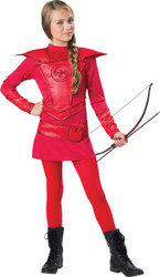 Warrior Huntress - Red Tween S