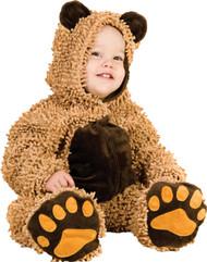 Chenille Teddybear Tod 6/12m