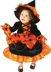 Amelia Witch Child Xs 4