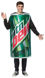 Mountain Dew Get Real Can