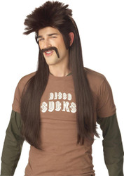 Mississippi Mudflap Brown Wig