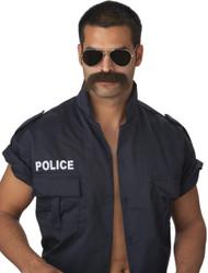 The Man Moustache Beard