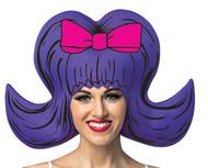 Comic Wig Bouffant
