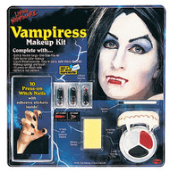 Living Nghtmr Vampiress Kit