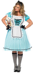 Alice Tea Time Adult Xxxl