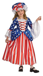 Betsy Ross Child Large 12-14