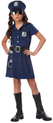 Police Officer Child Xlg 12-14