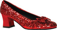 Shoe Sequin Rd Womens Md 8