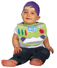 Buzz Bib With Hat