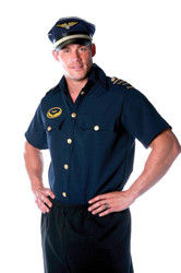 Pilot Shirt Mens One Size