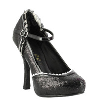 Lacey 453 W Glitter Size 8