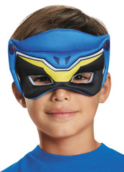 Blue Ranger Dino Puffy Mask