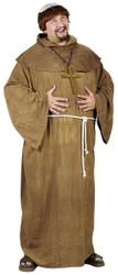 Medieval Monk Plus Size