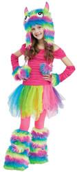 Rockn Rainbow Mnstr Child 8-10
