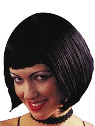 Wig Fashion Black