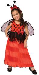 Lady Bug Toddler 3-4