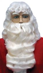 Santa Set 001 Dlx White