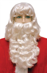 Santa Set 002 Super Dlx White